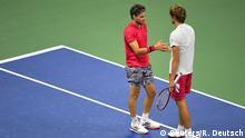 US OPEN I Tennis I Alexander Zverev - Dominic Thiem