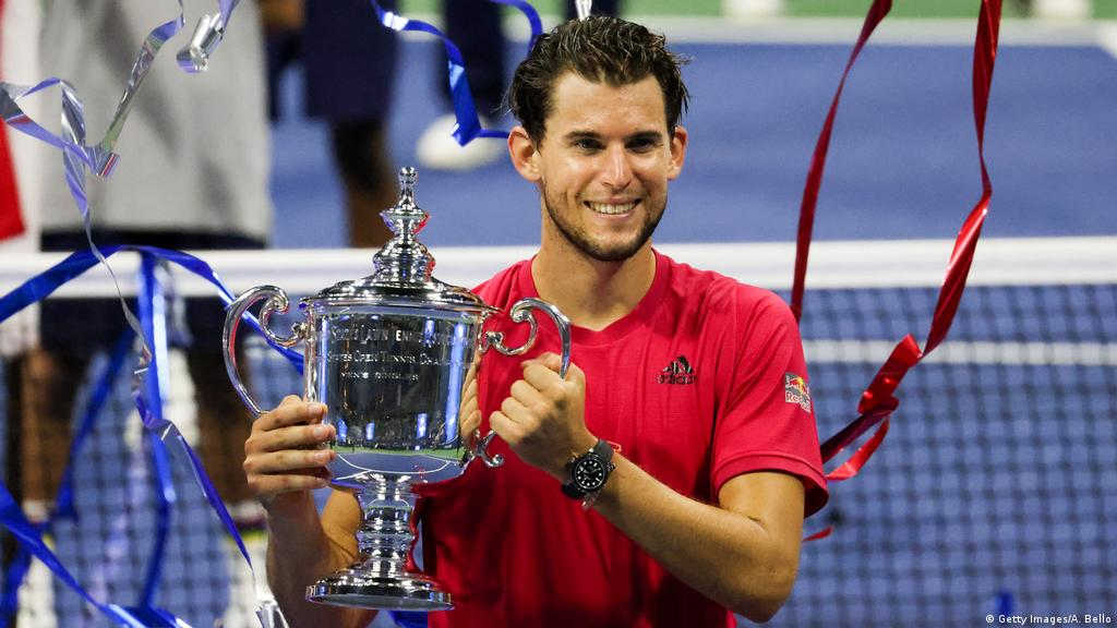 US Open Final Dominic Thiem Beats Alexander Zverev In Five set Thriller News DW