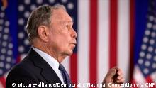 Demokrat I Michael Bloomberg