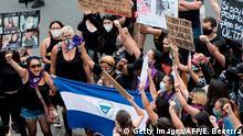 Nicaragua I Protest International Women's Day