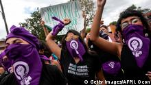 Nicaragua I Protest International Women's Day