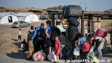 Griechenland Flüchtlinge Lesbos