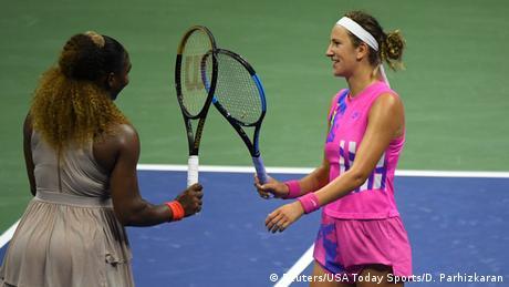 Tennis US Open (Reuters/USA Today Sports/D. Parhizkaran)