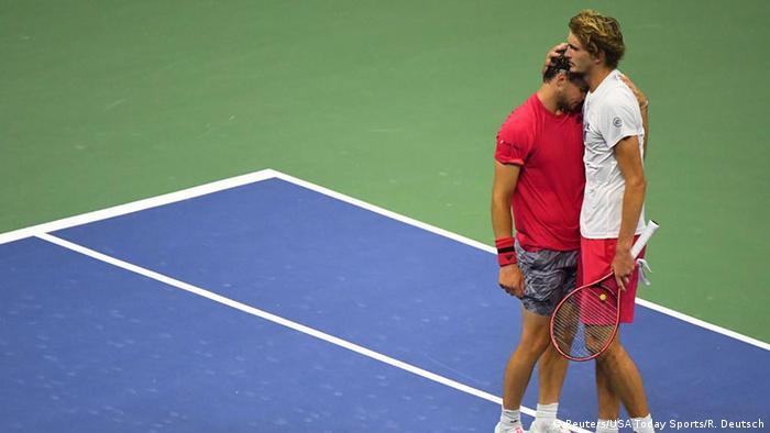 Tennis US Open (Reuters/USA Today Sports/R. Deutsch)