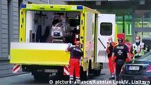 Berlin Klinik Charite | Fall Nawalny