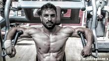 Iran hingerichteter Ringer Navid Afkari