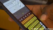 Äthiopien Bargeldloses Bezahlen voa Smartphone