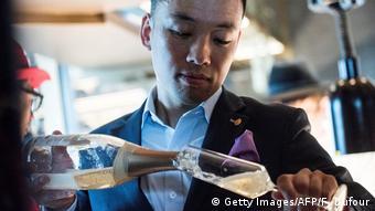 Le champagne est une des IGP concernée par l'accord sino-européen
