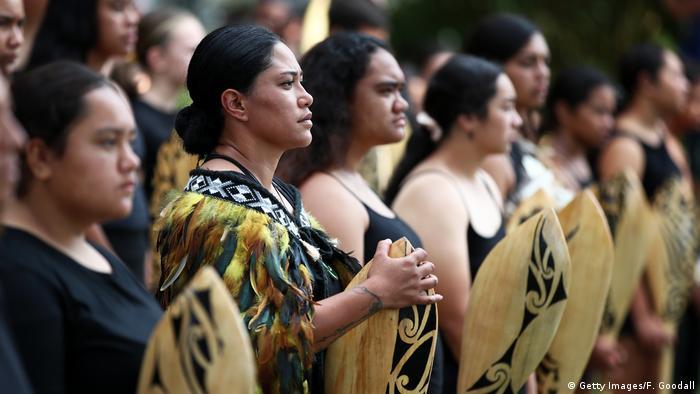 Neuseeland Maori