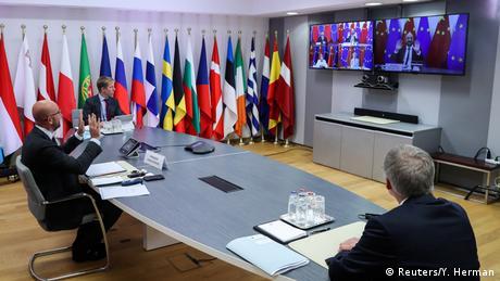 Σύνοδος Κορυφής: Στο τραπέζι οι κυρώσεις κατά της Τουρκίας