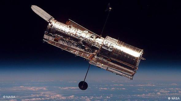 Hubble Teleskop Flash-Galerie
