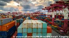 China Qingdao | Containerhafen