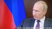 Screenshot | Russland Sotschi Treffen Putin Lukaschenko | Waldimir Putin