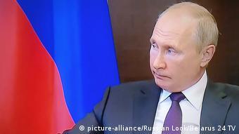 Sotschi Treffen Putin und Lukaschenko