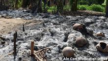 Äthiopien Konflikt zwischen Konso & Ale