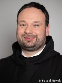 Pater Nikodemus Schnabel, Ordensgeistlicher (Pascal Nowak)