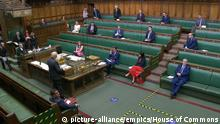 England | House of Commons | Brexit Debatte | Boris Johnson
