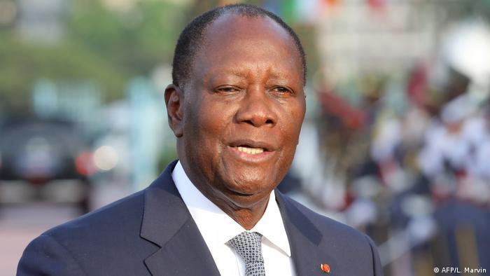 Elfenbeinküste Alassane Ouattara