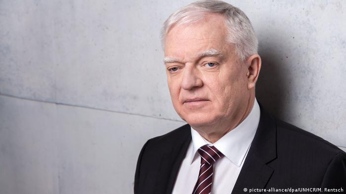 UN-Flüchtlingshilfswerk - Frank Remus (picture-alliance/dpa/UNHCR/M. Rentsch)