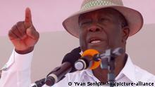 Elfenbeinküste Wahlen Alassane Ouattara