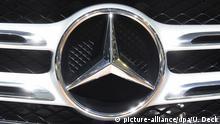 Milliarden-Vergleich: Daimler legt Diesel-Verfahren in USA bei