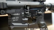 Waffenhersteller Haenel