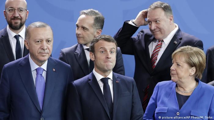 NATO Frankreich Türkei Deutschland (picture-alliance/AP Photo/M. Sohn)