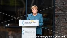 Festakt 70 Jahre Zentralrat der Juden in Deutschland Angela Merkel