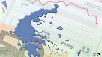 Symbolbild Griechenland Finanzkrise