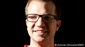 Dr. Thorsten Leber, Sport Psychologe (Hannes Dösseler/DBS)