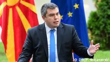 Nord-Mazedonien Nordmazedonien Bojan Maricic