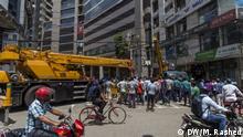 Bangladesch Dhaka | Operation gegen illegale Infrastruktur auf Wegen