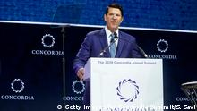 USA New York | 2019 Concordia Annual Summit | Keith Krach, Under Secretary For Economic Growth