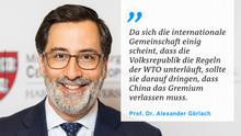 Zitattafel | Prof. Dr. Alexander Görlach