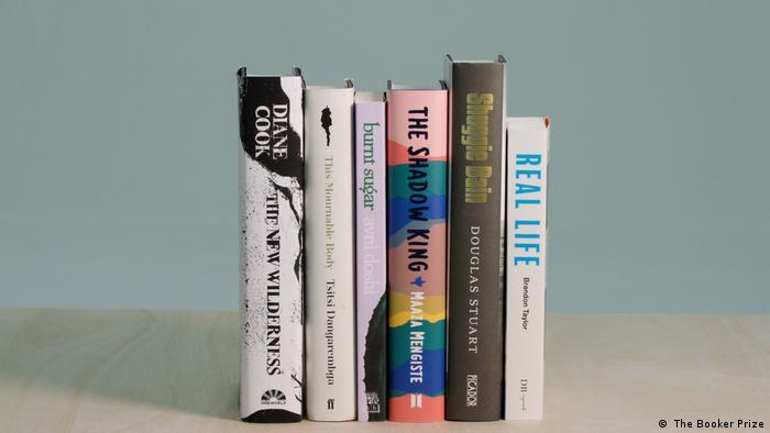 2020 Booker Prize announces shortlist, highlights diversity | Books | DW |  15.09.2020