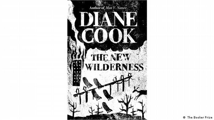 Book cover of The New Wilderness by Diane Cook