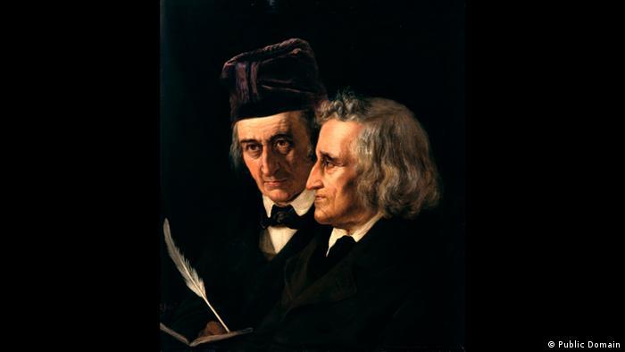 Братья Гримм - Вильгельм и Якоб