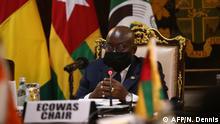 Ghana ECOWAS | Nana Akufo-Addo
