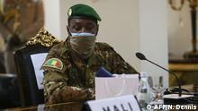 Ghana ECOWAS | Assimi Goita