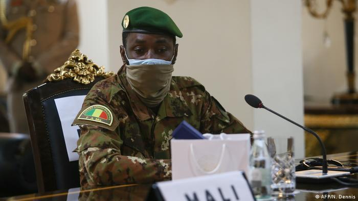 Mali : Bah N′Daw, le nouveau président de la transition   Afrique   DW   21.09.2020