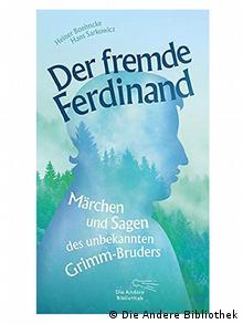 Обложка книги Чужеродный Фердинанд