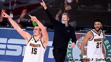USA Basketball NBA Denver Nuggets - LA Clippers