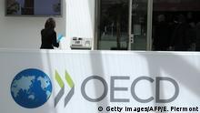 OECD Symbolbild (Getty Images/AFP/E. Piermont)