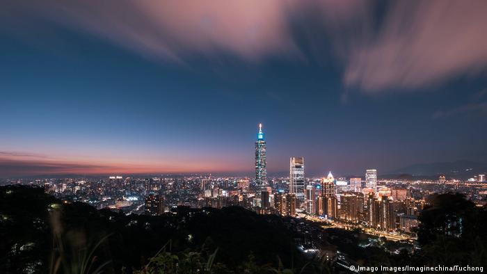 Taiwan has developed into an advanced high-tech economy
