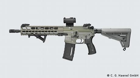 Sturmgewehr MK556 (C. G. Haenel GmbH)