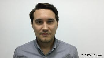 Юрист Фонда борьбы с коррупцией Александр Головач