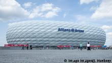 Deutschland Fussball Allianz Arena Bayern München