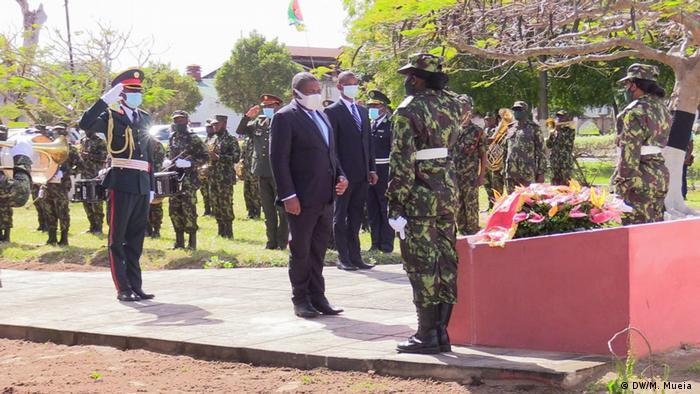 Mosambik Cabo Delgado   Präsident   Filipe Nyusi