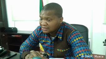 Mosambik Cabo Delgado   Administrator   João Nhambessa