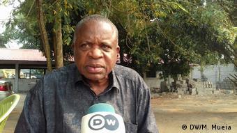 Mosambik Cabo Delgado   Guerillakämpfer   RENAMO Partei